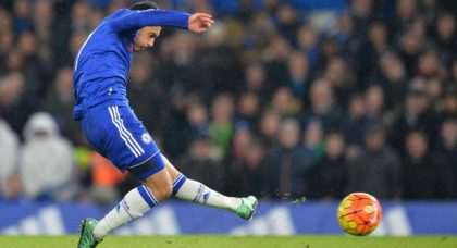 Chelsea star Pedro tells fans he is 'okay' despite suffering facial injuries