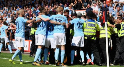 Raheem Sterling pays price for goal celebration as Manchester City take top spot…for now