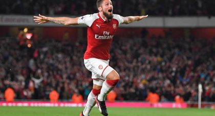 Arsenal must beat Bournemouth, Sanchez and Giroud should start