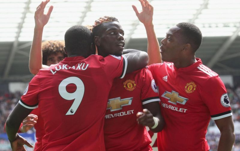 Manchester United are full of confidence, says Jose Mourinho – Paul Pogba is full of arrogance