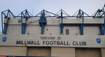 Fans crushed at The Den as Millwall beat Birmingham