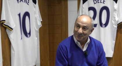 "Klinsmann: Ardiles was a ""master of the game"""