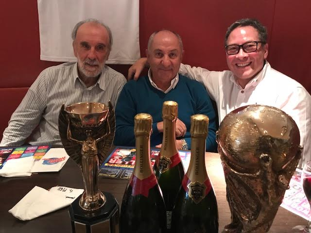 Ardiles and Villa: Spurs legends, 40 years on